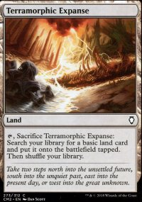 Terramorphic Expanse - Commander Anthology Volume II