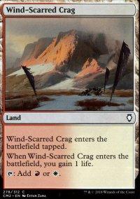 Wind-Scarred Crag - Commander Anthology Volume II