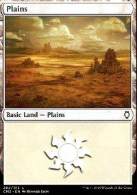 Plains 4 - Commander Anthology Volume II
