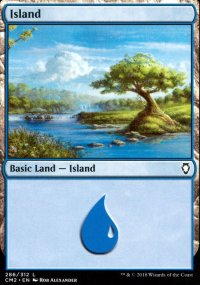 Island 1 - Commander Anthology Volume II