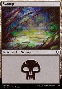 Swamp 4 - Commander Anthology Volume II