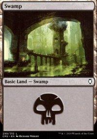 Swamp 7 - Commander Anthology Volume II