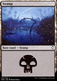 Swamp 5 - Commander Anthology Volume II