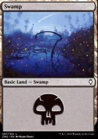 Swamp 5 - Commander Anthology Volume II