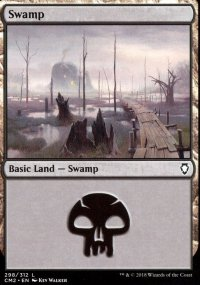 Swamp 6 - Commander Anthology Volume II