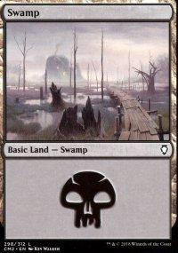 Swamp 6 - Commander Anthology Volume II