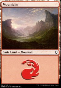 Mountain 2 - Commander Anthology Volume II