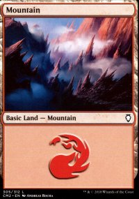 Mountain 6 - Commander Anthology Volume II