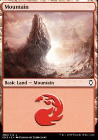 Mountain 3 - Commander Anthology Volume II