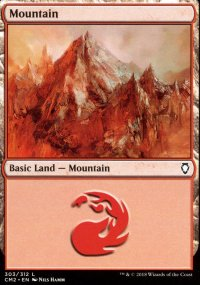 Mountain 4 - Commander Anthology Volume II