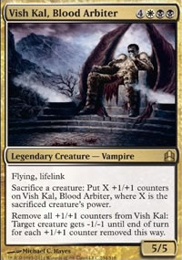 Vish Kal, Blood Arbiter - MTG Commander