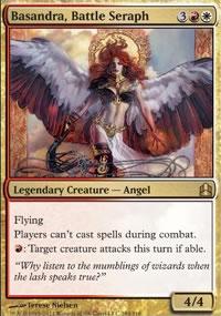 Basandra, Battle Seraph - MTG Commander