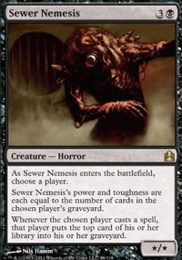 Sewer Nemesis - MTG Commander