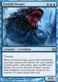 Trench Gorger - MTG Commander