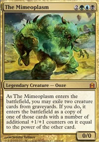 The Mimeoplasm - MTG Commander
