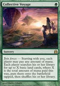 Collective Voyage - MTG Commander