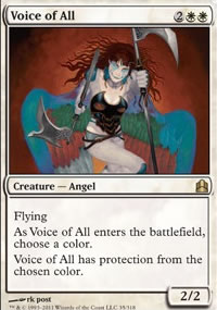 Voice of All - MTG Commander