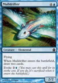 Mulldrifter - MTG Commander