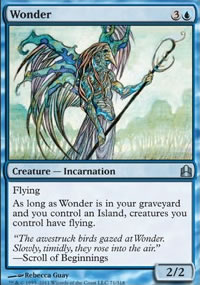 Wonder - MTG Commander