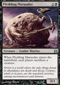 Fleshbag Marauder - MTG Commander