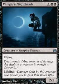 Vampire Nighthawk - MTG Commander