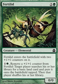 Fertilid - MTG Commander