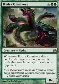 Hydra Omnivore - MTG Commander