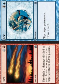 Fire / Ice - MTG Commander