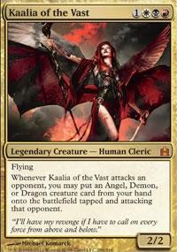 Kaalia of the Vast - MTG Commander