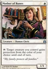 Mother of Runes - MTG Commander