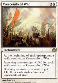 Crescendo of War - MTG Commander