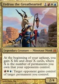 Zedruu the Greathearted - MTG Commander