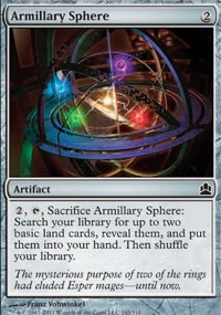 Armillary Sphere - MTG Commander