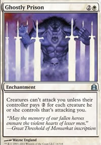 Ghostly Prison - MTG Commander