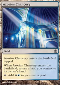 Azorius Chancery - MTG Commander