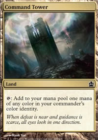 Command Tower - MTG Commander