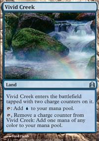 Vivid Creek - MTG Commander