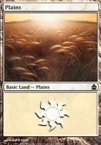 Plains 1 - MTG Commander