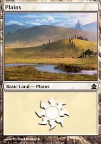 Plains 3 - MTG Commander