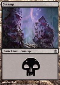 Swamp 2 - MTG Commander
