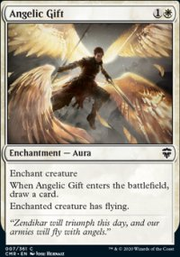 Angelic Gift - Commander Legends