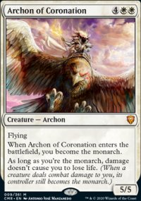 Archon of Coronation 1 - Commander Legends