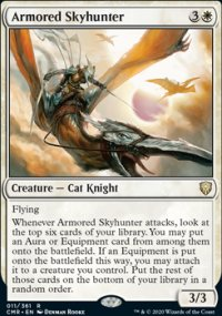 Armored Skyhunter 1 - Commander Legends