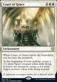 Court of Grace 1 - Commander Legends