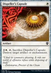 Dispeller's Capsule - Commander Legends
