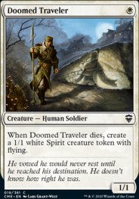 Doomed Traveler - Commander Legends