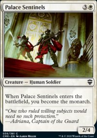 Palace Sentinels - Commander Legends