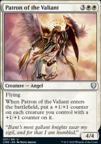 Patron of the Valiant - Commander Legends