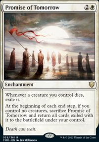 Promise of Tomorrow 1 - Commander Legends