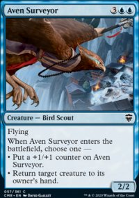 Aven Surveyor - Commander Legends